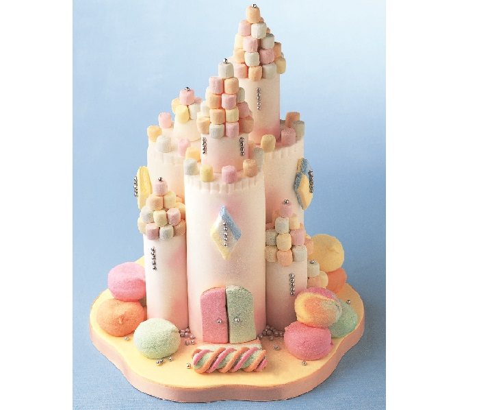 3 Amazing Cake Designs From 50 Easy Party Cakes Murdoch Books Uk